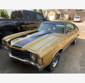 1972 Chevrolet Chevelle for sale 101126208