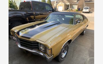 1972 Chevrolet Chevelle Coupe for sale 101126208