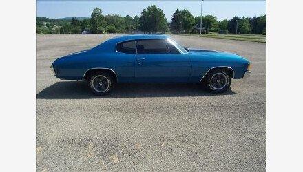 1972 Chevrolet Chevelle for sale 100837218