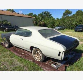 1972 Chevrolet Chevelle for sale 100904141