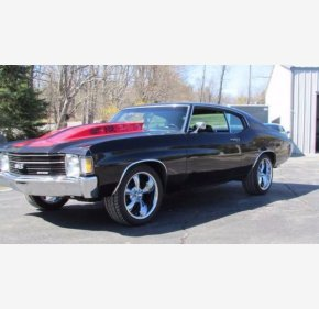 1972 Chevrolet Chevelle for sale 100905990