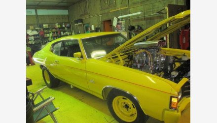 1972 Chevrolet Chevelle SS for sale 101047642