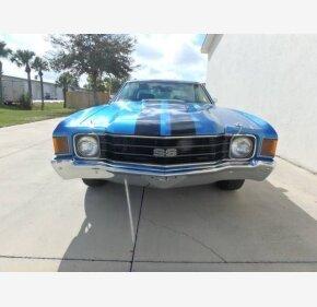 1972 Chevrolet Chevelle for sale 101064971