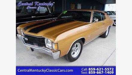 1972 Chevrolet Chevelle for sale 101067771
