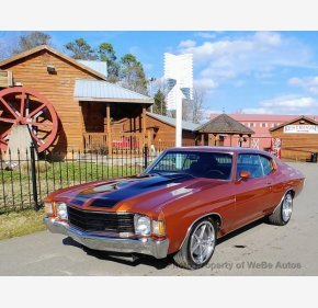 1972 Chevrolet Chevelle for sale 101092928