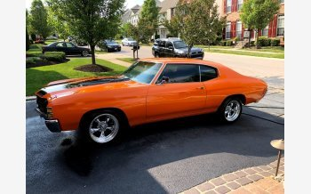 1972 Chevrolet Chevelle SS for sale 101175117