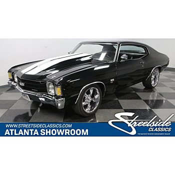 1972 Chevrolet Chevelle for sale 101178726
