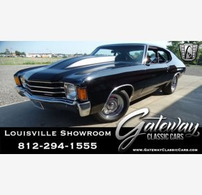 1972 Chevrolet Chevelle for sale 101182392