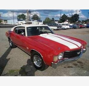 1972 Chevrolet Chevelle for sale 101185527