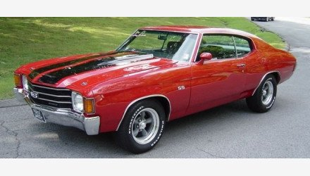1972 Chevrolet Chevelle for sale 101189557