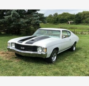 1972 Chevrolet Chevelle for sale 101198108