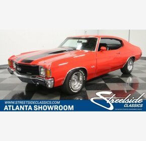 1972 Chevrolet Chevelle for sale 101220503