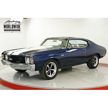 1972 Chevrolet Chevelle for sale 101222769