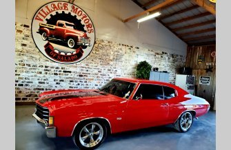 1972 Chevrolet Chevelle SS for sale 101246254