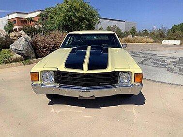 1972 Chevrolet Chevelle for sale 101267800