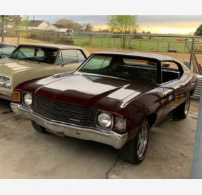 1972 Chevrolet Chevelle for sale 101304920