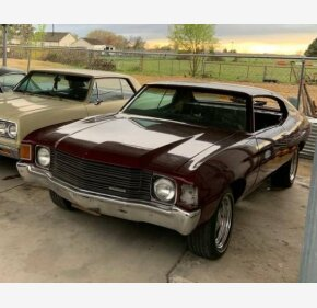1972 Chevrolet Chevelle for sale 101304921