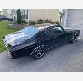 1972 Chevrolet Chevelle SS for sale 101331614
