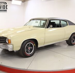 1972 Chevrolet Chevelle for sale 101350207