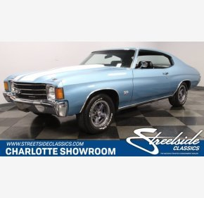 1972 Chevrolet Chevelle for sale 101354611