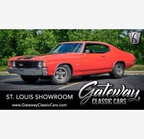 1972 Chevrolet Chevelle for sale 101358889