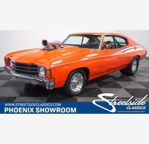 1972 Chevrolet Chevelle for sale 101359109