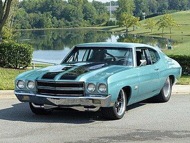 1972 Chevrolet Chevelle for sale 101369294