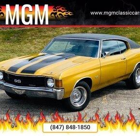 1972 Chevrolet Chevelle for sale 101371218