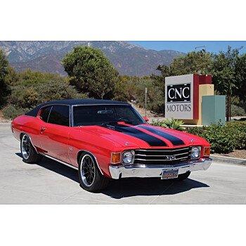 1972 Chevrolet Chevelle for sale 101372070