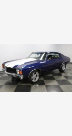 1972 Chevrolet Chevelle for sale 101372940