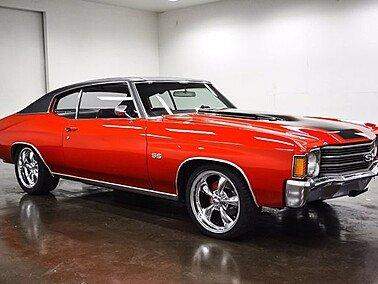 1972 Chevrolet Chevelle for sale 101383884