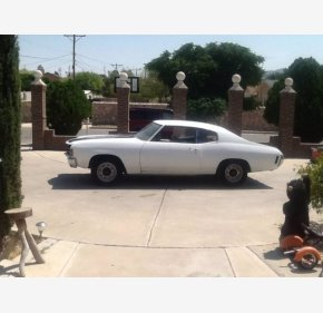 1972 Chevrolet Chevelle for sale 101386501