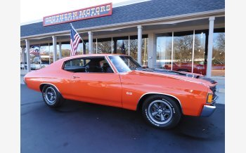1972 Chevrolet Chevelle for sale 101408339