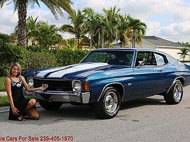 1972 Chevrolet Chevelle for sale 101409892