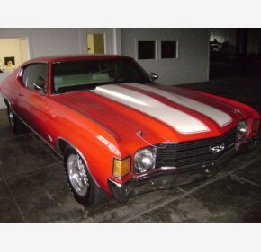 1972 Chevrolet Chevelle SS for sale 101417636