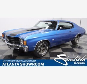 1972 Chevrolet Chevelle for sale 101418357
