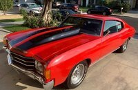 1972 Chevrolet Chevelle for sale 101435032