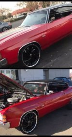 1972 Chevrolet Chevelle for sale 101439263