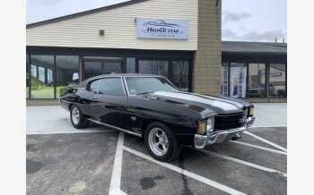 1972 Chevrolet Chevelle for sale 101460605