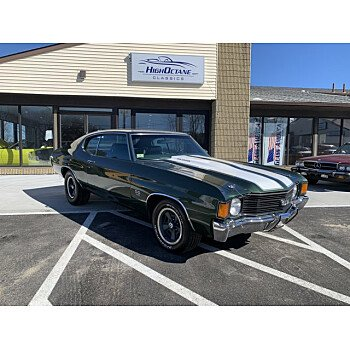 1972 Chevrolet Chevelle SS for sale 101462676
