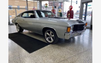 1972 Chevrolet Chevelle for sale 101472514