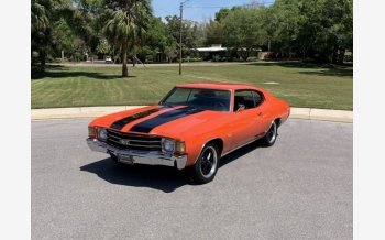1972 Chevrolet Chevelle for sale 101484722