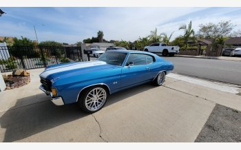 1972 Chevrolet Chevelle SS for sale 101491023