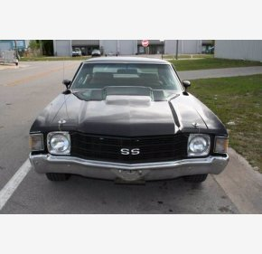 1972 Chevrolet Chevelle SS for sale 101494902