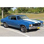 1972 Chevrolet Chevelle SS for sale 101603743