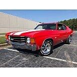1972 Chevrolet Chevelle Malibu for sale 101625289