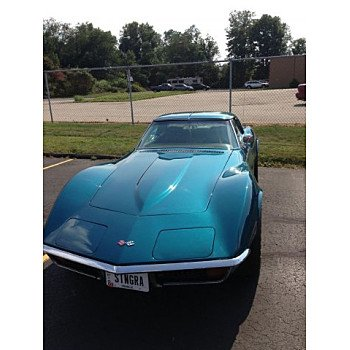 1972 Chevrolet Corvette for sale 100981132