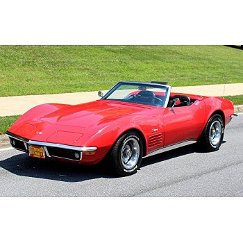 1972 Chevrolet Corvette for sale 101000053