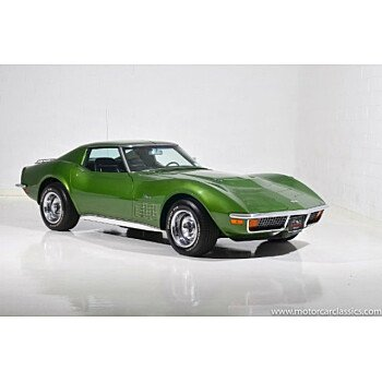 1972 Chevrolet Corvette for sale 101024200