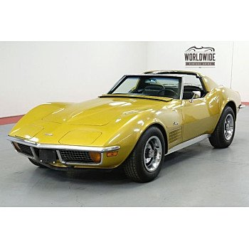 1972 Chevrolet Corvette for sale 101044428